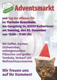 Adventsmarkt am 03.12.2017