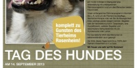 Tag des Hundes in Oberaudorf am 14.9.13