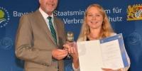 Verleihung des deutschen Tierschutzpreises