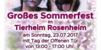 Sommerfest am 23.07.2017