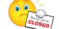 Ostersamstag für Vermittlung geschlossen