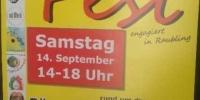 Bürgerfest in Raubling