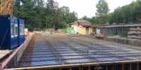 Der Bau macht Fortschritte - Bautagebuch vom 19.06.2020